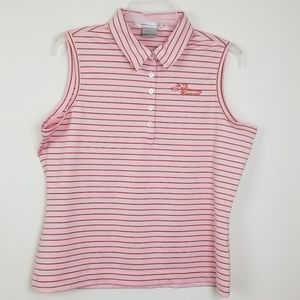Nike GOLF FIT DRY ATKINSON COUNTRY CLUB SIZE L